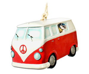 Camper Van Bird House