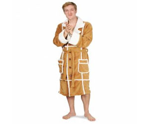 Only Fools & Horses Del Boy Dressing Gown
