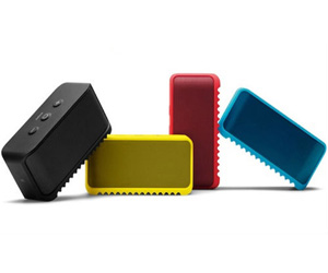 Solemate Mini in Black, Yellow, Red and Blue